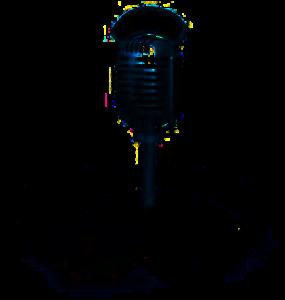 microfono cuffie
