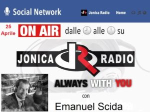 25 aprile Social Network
