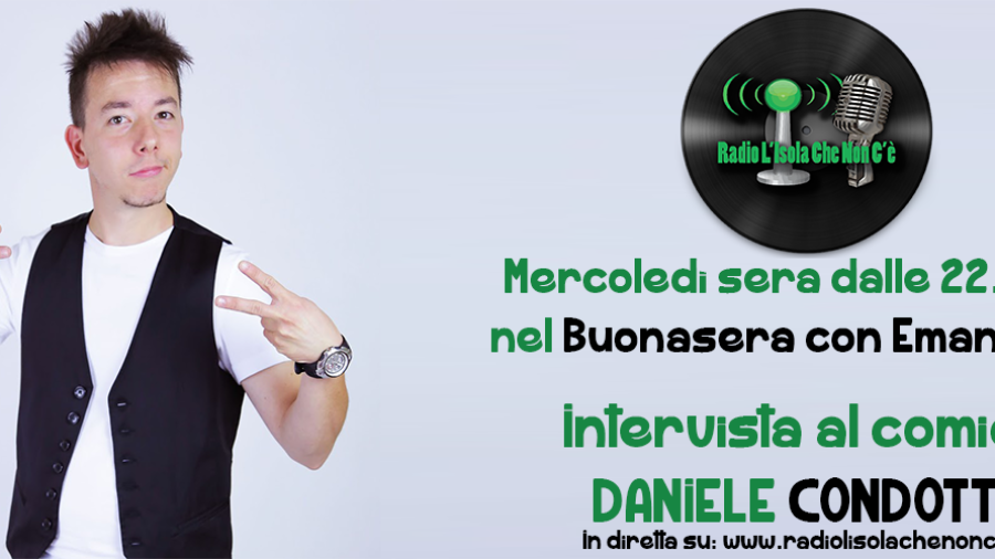 copertina DANIELE CONDOTTA