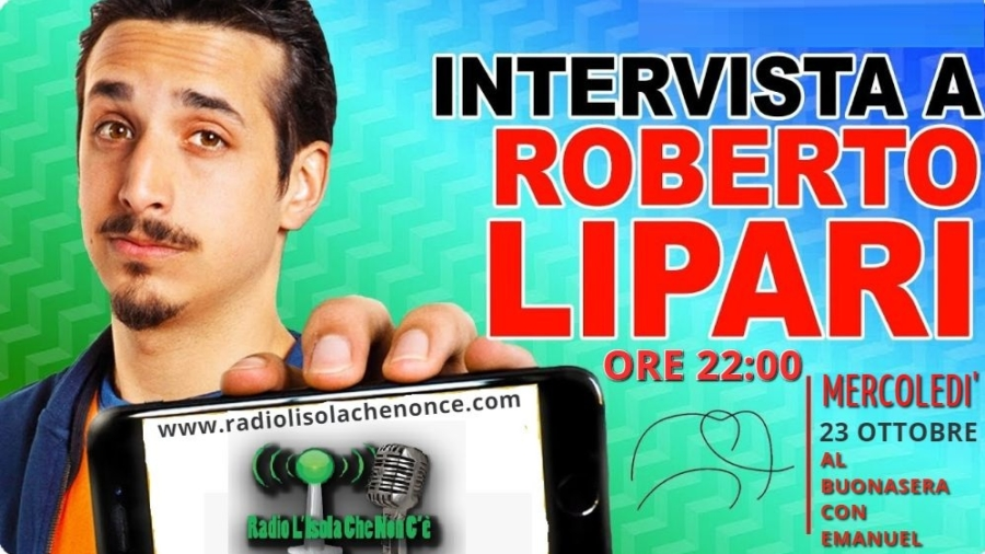 ROBERTO LIPARI 23 OTT